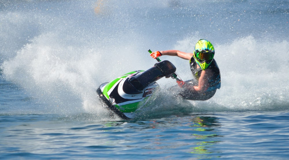 Jet ski, an exciting experience