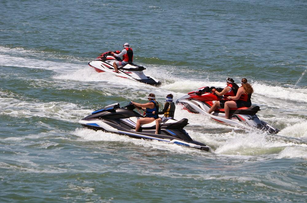 Orca jet ski